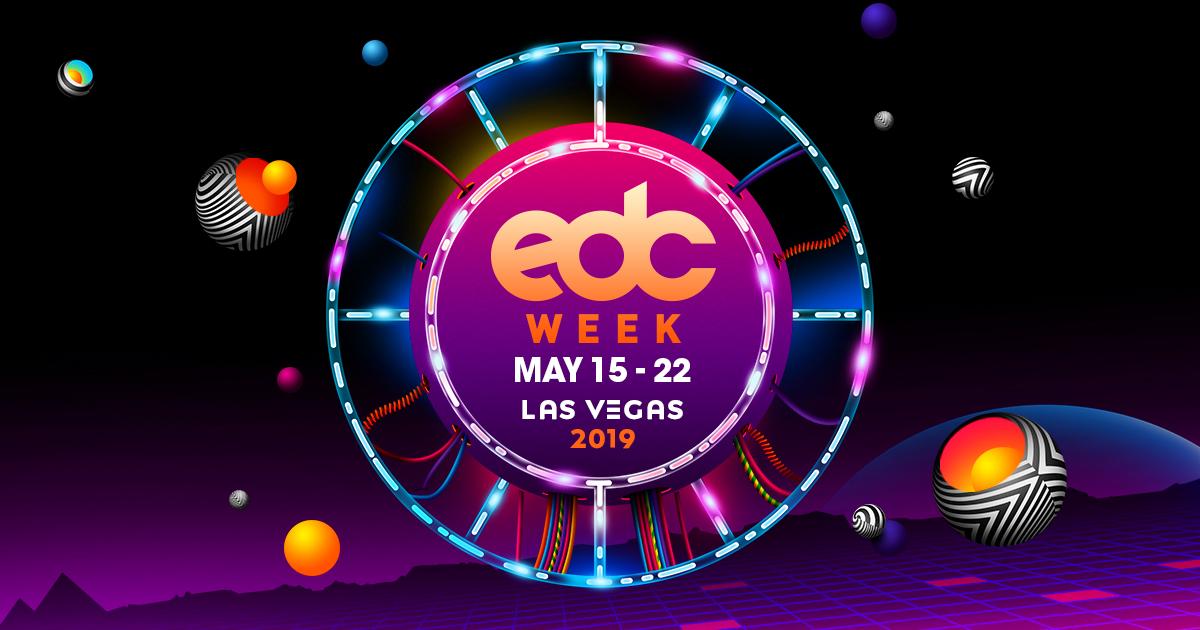 EDC Week | May 15–22, 2019 | Las Vegas
