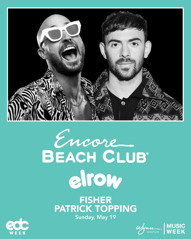 Elrow feat. Fisher and Patrick Topping