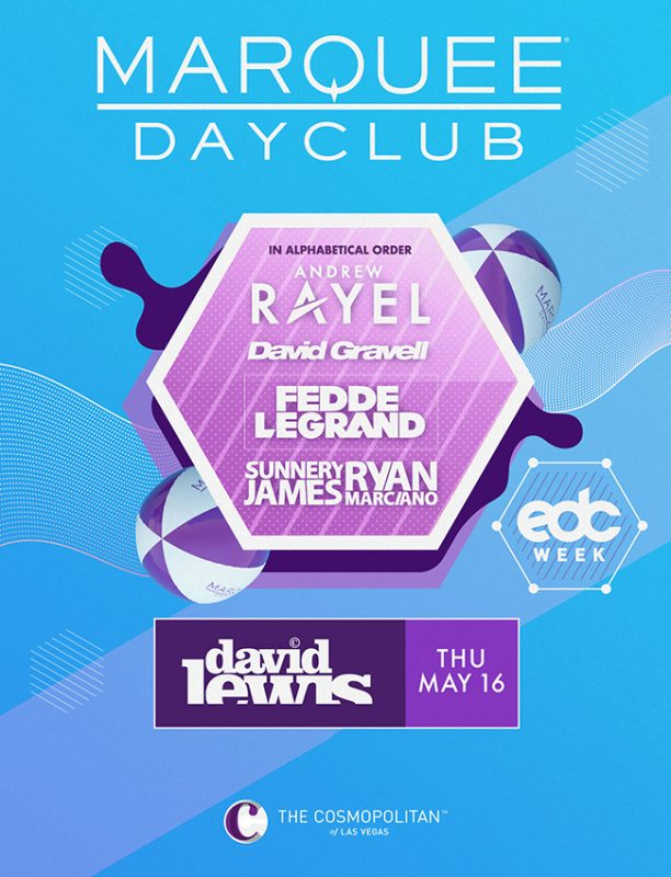 DLP Takeover feat. Andrew Rayel, David Gravell, Fedde Le Grand, Sunnery James & Ryan Marciano