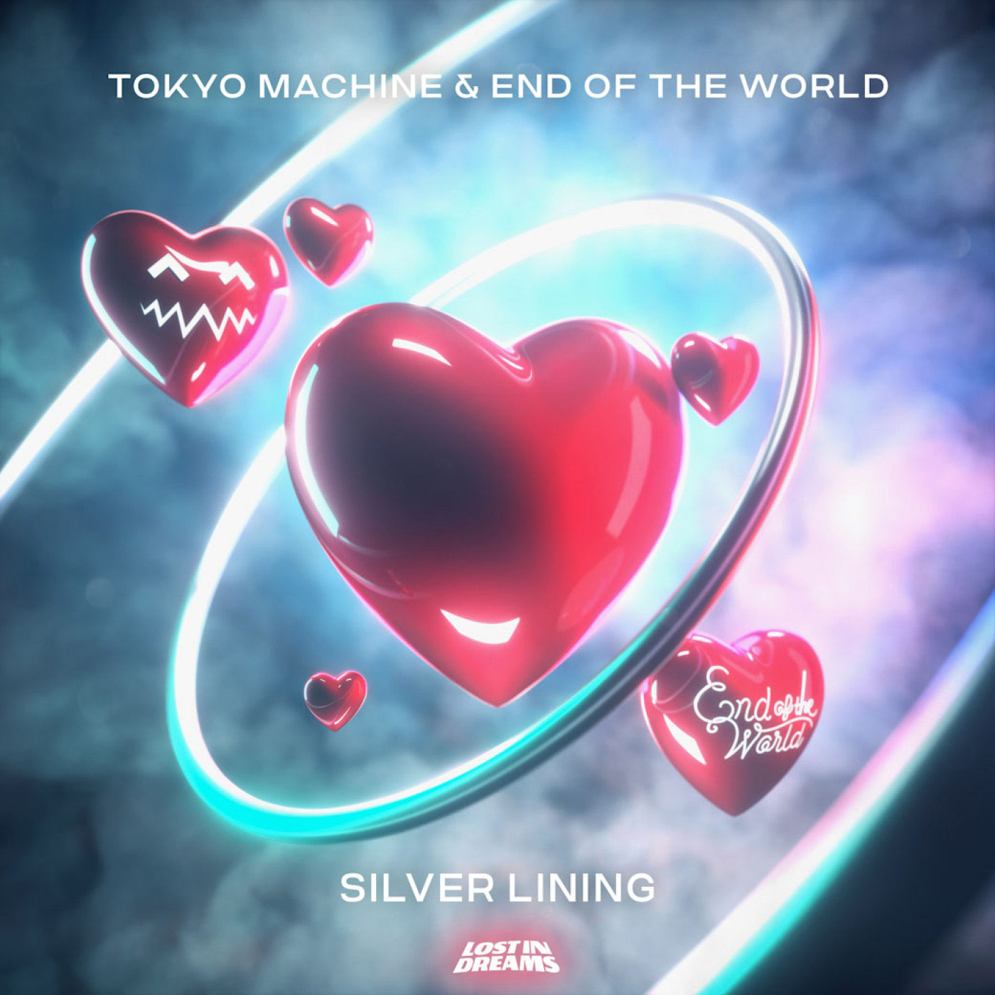 Tokyo Machine & End Of The World - Silver Lining