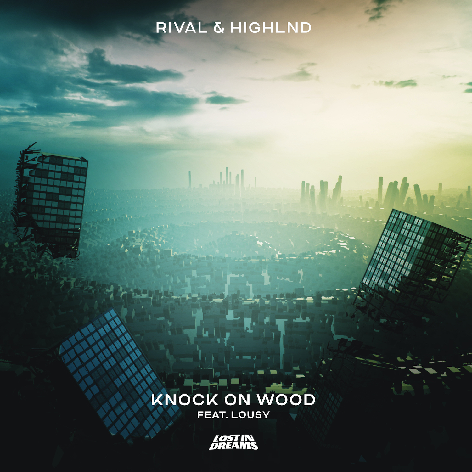 Rival & Highlnd - Knock On Wood ft. Lousy